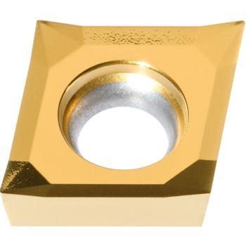 Hartmetall-Wendeschneidplatte CCGT 060202-MN HC631 0