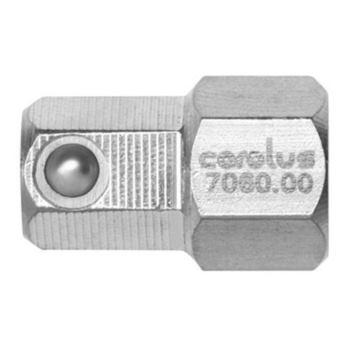 """Bit-Adapter 1/4"""" x 8 mm mit Magnet"""