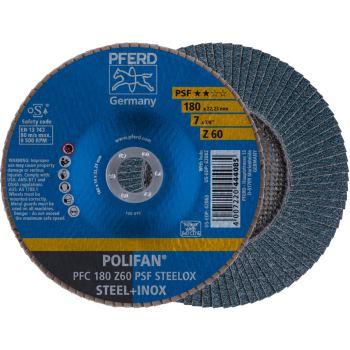 POLIFAN®-Fächerscheibe PFC 180 Z 60 PSF/22,23