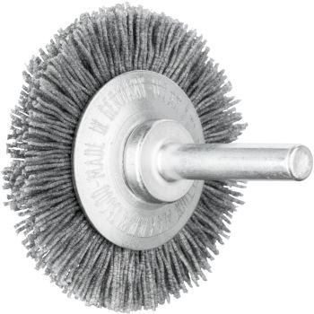Rundbürste mit Schaft, ungezopft RBU 5004/6 SiC 120 0,55