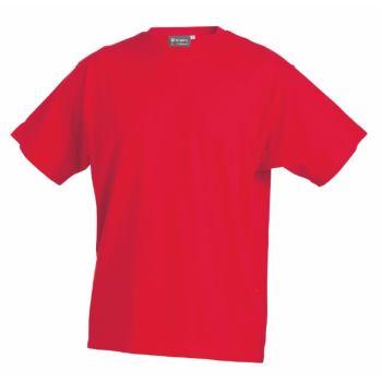 T-Shirt rot Gr. 4XL