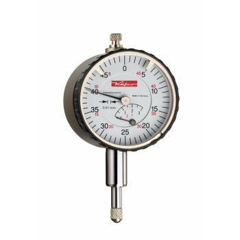 Kleinmessuhr 0,01mm / 3mm / 40mm / Stoßschutz / ISO 463 - DIN 878 10155