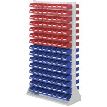 Ständer-Systemeinheit doppels.Mod.53 1790x1000x430