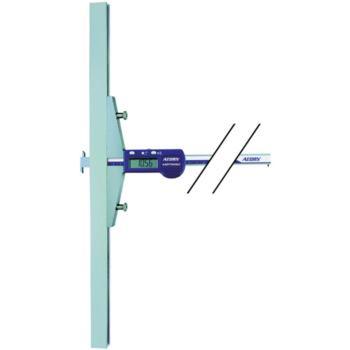 Tiefenmessschieber elektronisch 300 mm 0,01 mm im Etui