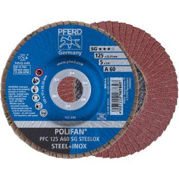 POLIFAN®-Fächerscheibe PFC 125 A 60 SG/22,23