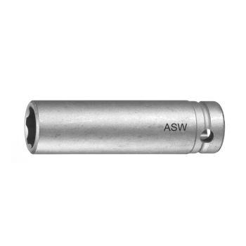 Kraft-Steckschlüssel SD lange Ausührung Dünnwandig