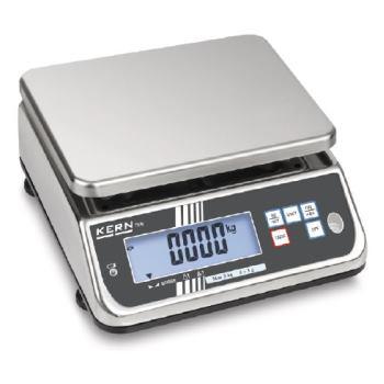 Tischwaage / Max 15 kg; d=0,005 kg FXN 10K-3