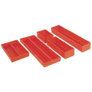 Behälter Polypropylen 250 x 150 x 34 mm