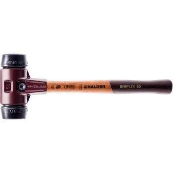 Schonhammer SIMPLEX 40 mm Kopfdurchmesser Gummiko