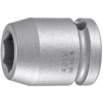 """1/2"""" Steckschlüsseleinsatz Ø 12 mm / Länge 38mm"""