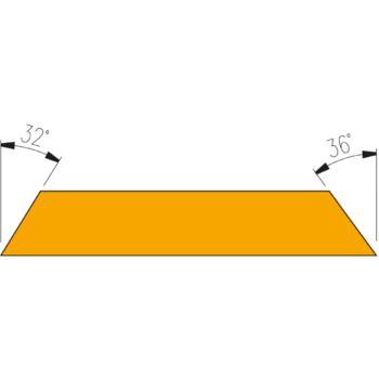 Stahlschabeplatten 30 x 40 mm