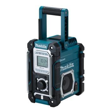 Akku-Baustellenradio DMR108 mit Bluetooth