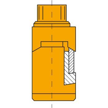 Einsatzstück für Einstechmesser HSS Qualität F