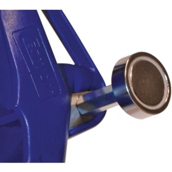 Magnethalter für Druckluftpistolen und Flüssigkei