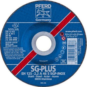 Trennscheibe EH 125-2,2 A 46 S SGP-INOX/22,23