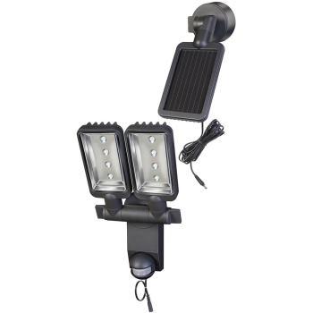 Solar LED-Strahler Duo Premium SOL SV0805 P1 IP44