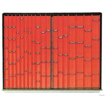 HK Einrichtungssortiment 800 B 1 Muldenplatten ab