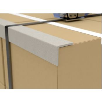 Kantenschutzwinkel aus Pappe Abm. 50x50mm, Länge 7