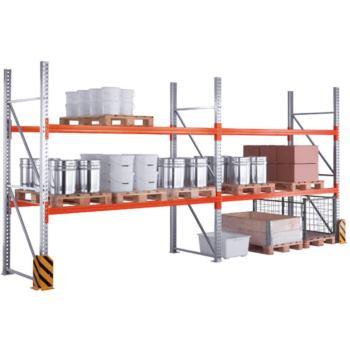 Paletten-Grundregal mittelschwer HxLxT 4400x2