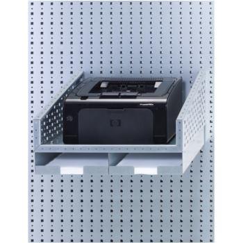Druckerfach HxBxT 200x420x450 mm mit doppelt
