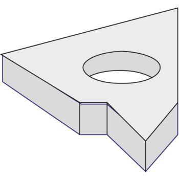 Unterlegplatten AE 16 (außen=rechts/innen=links)
