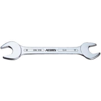 Doppelmaulschlüssel 14 x 15 mm DIN 3110