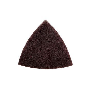 Haftschleifvlies P 100, Normalkorund, für Dreiecks