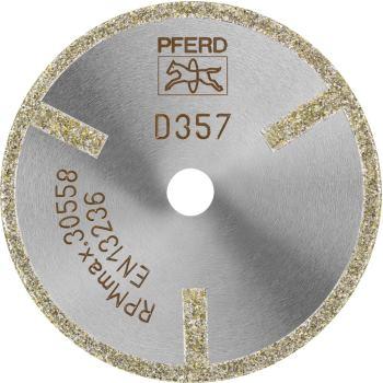Diamant-Trennscheibe D1A1R 50-2-10 D 357 GAG