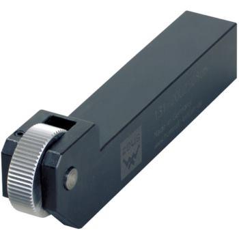 CNC-Rändelhalter Schaft 20x20 für 1 Rändel 20x8x6