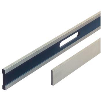 Stahllineal DIN 874-1 Gen. 1 2000 mm mit Prüfproto