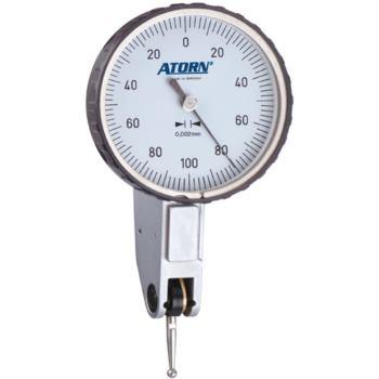 Fühlhebelmessgerät 0,002 mm Skw. 40 mm Skalenring 12,0 mm Messeinsatzlänge