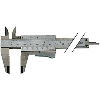 parallaxfreier Messschieber 150 mm mit Schnellver