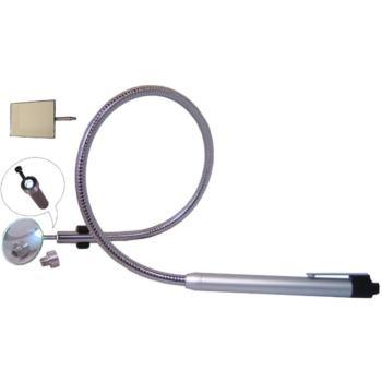 LED-Inspektionsleuchte mit flexibler Welle, Magnet