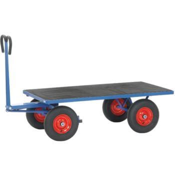 Handpritschenwagen 6403V Ladefläche 1.200 x 800 mm