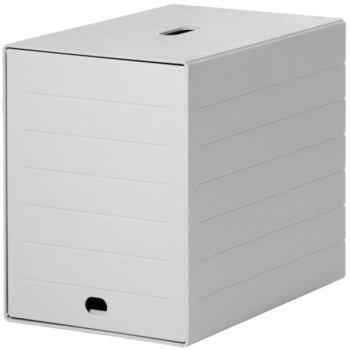 Schubladenbox aus schlagfestem Polystyrol