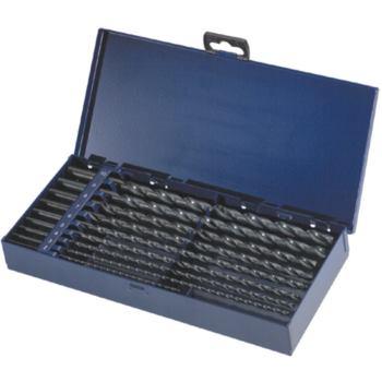 Spiralbohrer-Sätze überlang HSS 2,0-10 um 1,0mm st eigend in Metallkassette