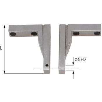 Universal-Vergleichsmessgerät Messarme Länge 40 mm