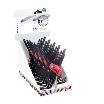 Display Sechskant-Kugelkopf Stiftschlüsselsätze.