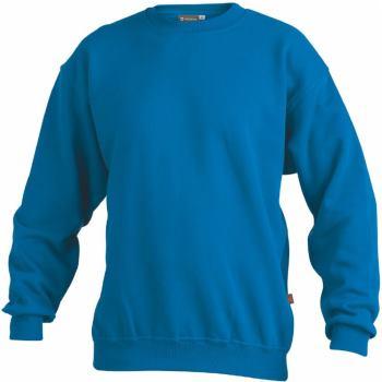 Sweatshirt royal Gr. L