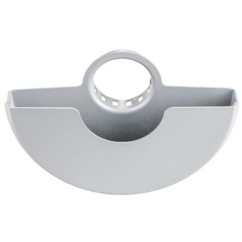 Trennschleif-Schutzhaube 180 mm, halbgeschlossen