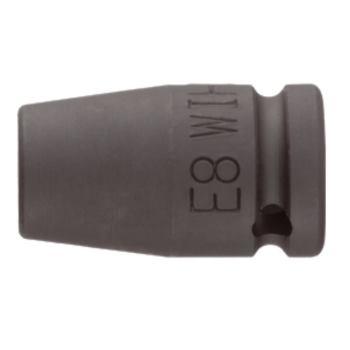 """Kraft-TORX®-Steckschlüsseleinsatz, 1/4"""" Antrieb."""