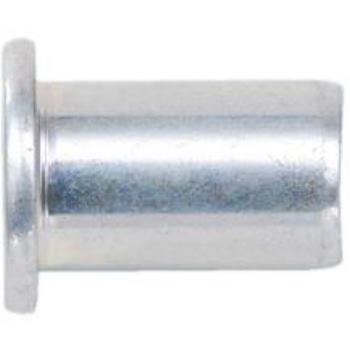Einnietmutter Flachrundkopf Stahl verzinkt (0,3-2,0) 10,5 x 5,9-M4 1000 Stück