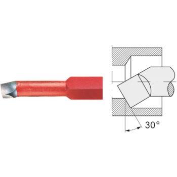 Drehmeißel innen HSSE Durchmesser 10 mm 30 Grad l