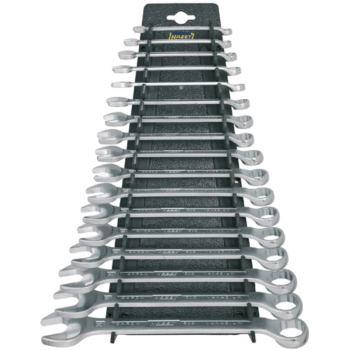 Ringmaulschlüsselsatz 603/17H, DIN 3113 B, 6-24 mm