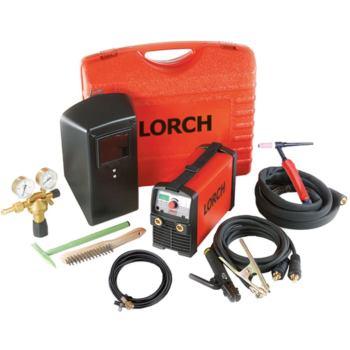 Schweißgerät HandyTIG 180 DC Control Pro Montage