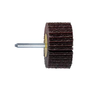 Lamellenschleifrad 60 x 30 x 6 mm, P 60, Normalkor