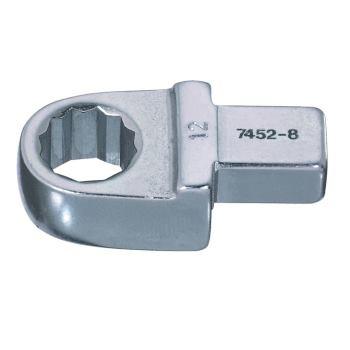 RING-EINSTECKWERKZEUG 9X12MM, SW 12MM