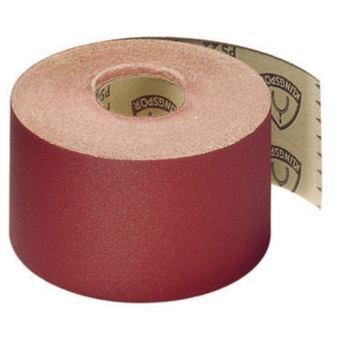 Schleifpapier-Rollen PS 22 F ACT , Abm.: 95x50000 mm, Korn: 80