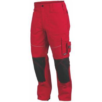 Bundhose Starline® Plus rot/schwarz Gr. 54