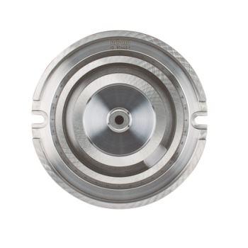 Drehplatte 160 mm für Schraubstock 28800 + 28710